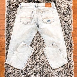 Denim & Supply Ralph Lauren skinny boyfriend jeans